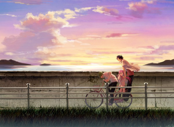 Tags: Anime, sg2119, Koei, Harukanaru Toki no Naka de 3, Kasuga Nozomi, Arikawa Yuzuru, Pixiv, Fanart, In A Distant Time 3