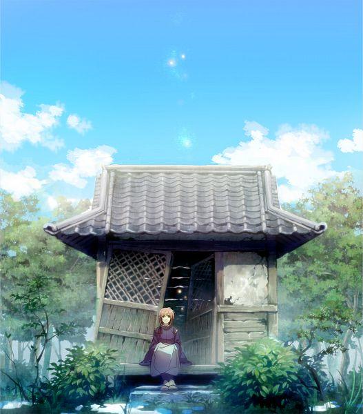 Tags: Anime, sg2119, Harukanaru Toki no Naka de, Oo no Suefumi, Motomiya Akane, Disappearing, Fanart