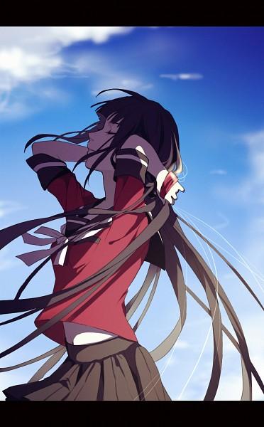 Tags: Anime, Pixiv Id 7513453, New Danganronpa V3, Harukawa Maki, Pixiv, Mobile Wallpaper, Fanart, Fanart From Pixiv