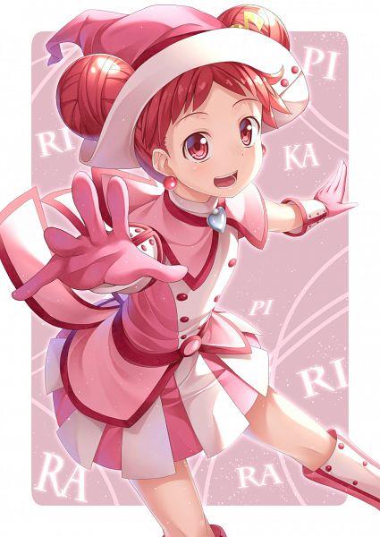 Tags: Anime, Yuuri Nayuta, Ojamajo DoReMi, Harukaze Doremi, Cologne Tap, Fanart, Pixiv, Mobile Wallpaper, Fanart From Pixiv