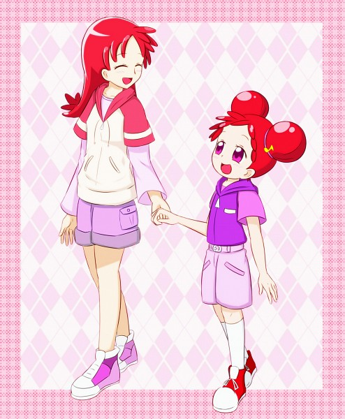 Tags: Anime, Pixiv Id 288803, Ojamajo DoReMi, Ojamajo DoReMi 16, Harukaze Doremi, Fanart