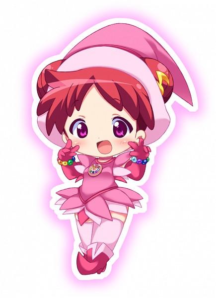 Tags: Anime, Ojamajo DoReMi 16, Ojamajo DoReMi, Harukaze Doremi, Dream Spinner, Fanart, Artist Request
