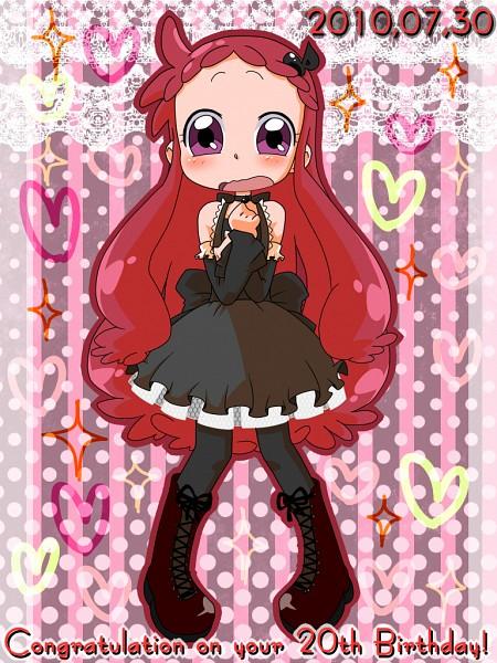 Tags: Anime, Pixiv Id 748605, Ojamajo DoReMi, Harukaze Doremi, Fanart