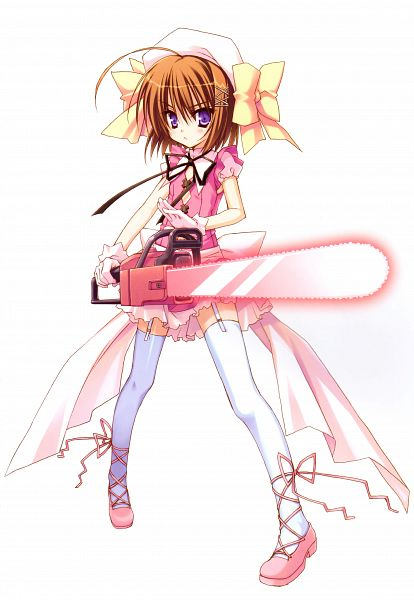 Tags: Anime, Muririn, Kore wa Zombie Desuka, Kore Wa Zombie Desuka? Kobuichi Muririn Art Works, Haruna (Kore Wa), Scan, Official Art