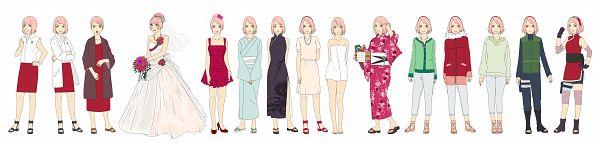 Tags: Anime, Sunakisabakuno, NARUTO, Haruno Sakura, deviantART, Character Sheet, Sakura Haruno