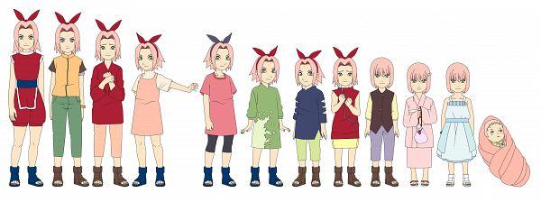 Tags: Anime, Sunakisabakuno, NARUTO, Haruno Sakura, Fanart From DeviantART, Fanart, deviantART, Character Sheet, Sakura Haruno