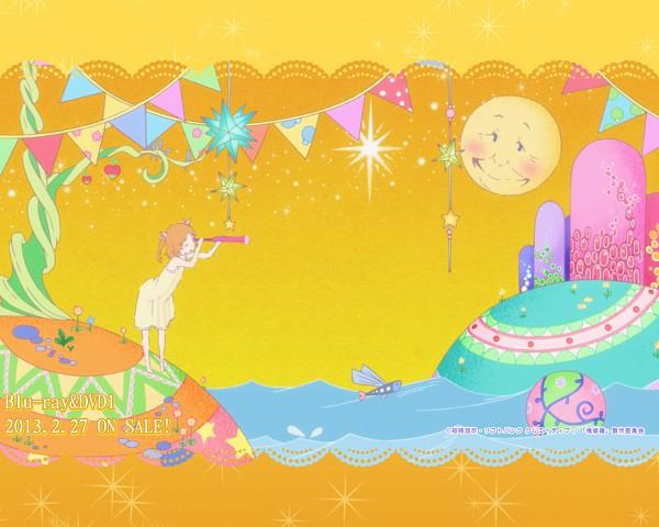 Tags: Anime, Ootsuka Mai, Ore no Kanojo to Osananajimi ga Shuraba Sugiru, Harusaki Chiwa, Candelabrum, Larga Vista, Official Art, Official Wallpaper, Wallpaper