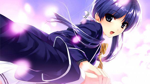 Tags: Anime, Misaki Kurehito, Ushinawareta Mirai wo Motomete, Hasekura Airi, Wallpaper, CG Art