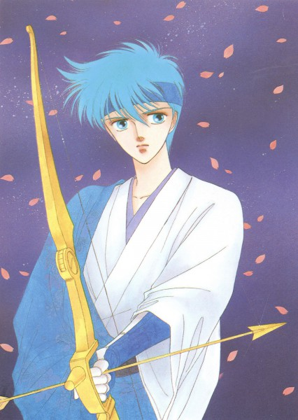 Tags: Anime, Mizuki Ken, Yoroiden Samurai Troopers, Hashiba Touma, Rowen Hashiba