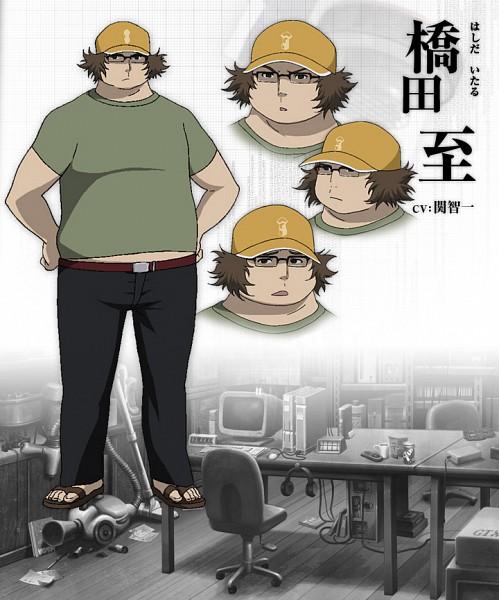 Hashida Itaru - Steins;Gate