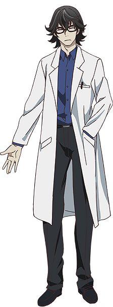 Hashiratani Kogorou - Gokukoku no Brynhildr
