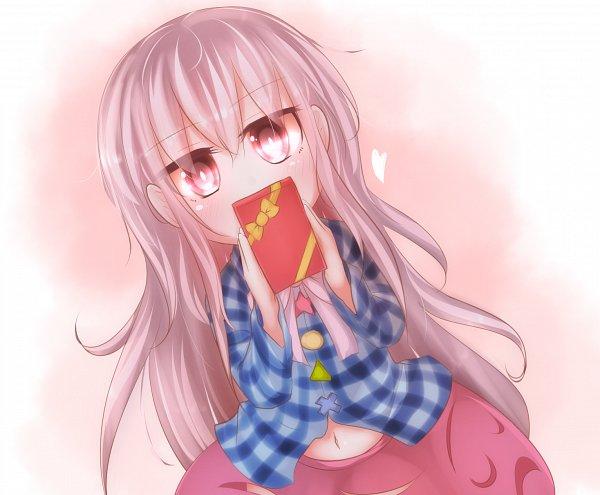 Tags: Anime, Pixiv Id 2272284, Touhou, Hata no Kokoro, X (Symbol), Fanart, Fanart From Pixiv, Pixiv