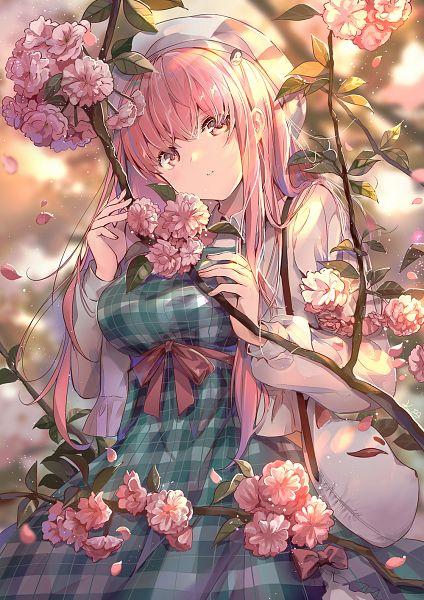 Tags: Anime, KiTA, Touhou, Hata no Kokoro, Pixiv, Fanart, Fanart From Pixiv