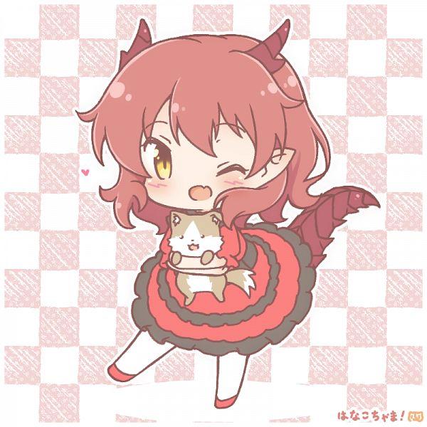 Tags: Anime, Pixiv Id 23928730, Hataage! Kemono Michi, Hiroyuki (Hataage! Kemono Michi), Hanako (Hataage! Kemono Michi)