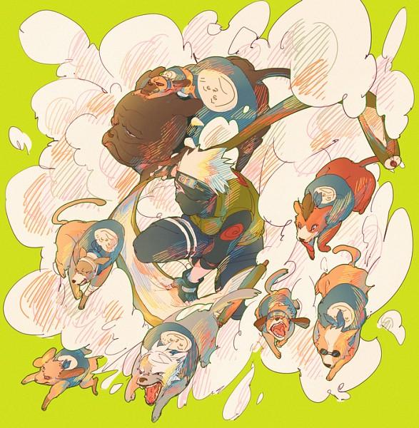Hatake Kakashi - NARUTO - Image #2130615 - Zerochan Anime ...