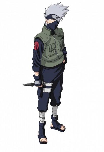 Tags: Anime, NARUTO, Hatake Kakashi, Vector, Official Art