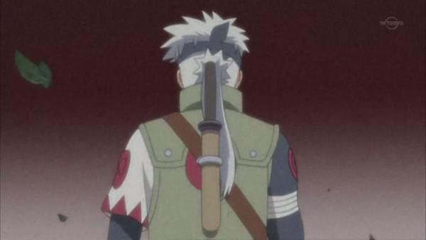 Tags: Anime, NARUTO, Hatake Sakumo, Screenshot