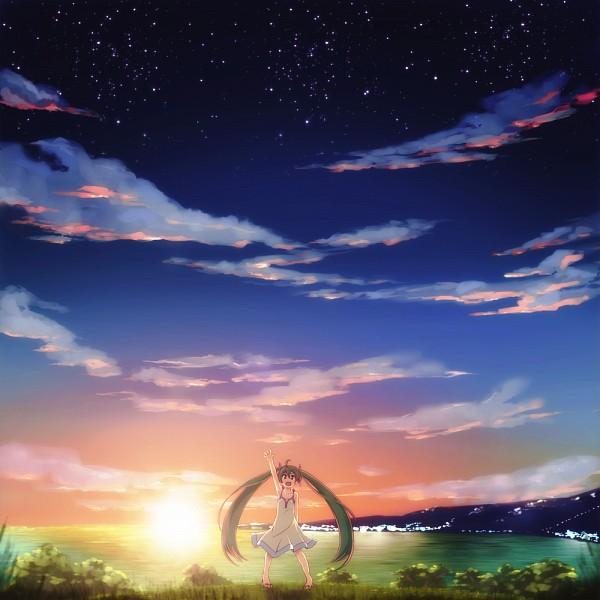 Tags: Anime, Drpow, VOCALOID, Hatsune Miku