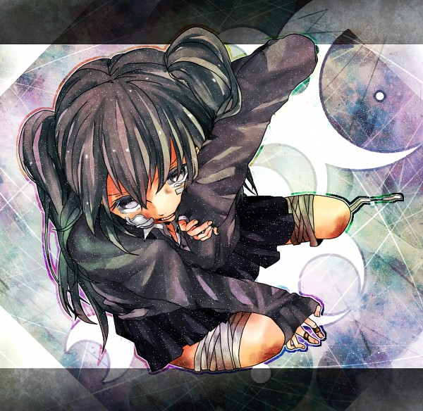 Tags: Anime, Pixiv Id 2964996, Yoyori, VOCALOID, Hatsune Miku, Rolling Girl, Collaboration