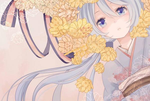 Tags: Anime, Shigure Ui, VOCALOID, Hatsune Miku