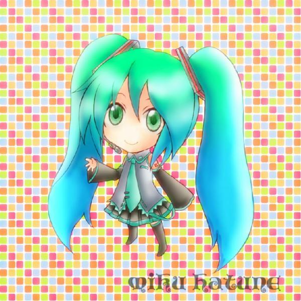 Tags: Anime, Pixiv Id 1211398, Pixiv Id 12847, VOCALOID, Hatsune Miku, Pixiv