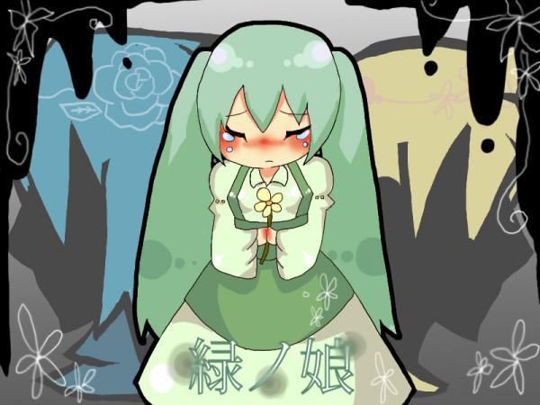Tags: Anime, Pixiv Id 70454, VOCALOID, Hatsune Miku, Wallpaper