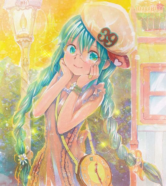 Tags: Anime, MayoRiyo, VOCALOID, Hatsune Miku