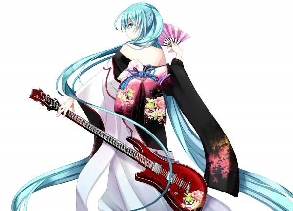 Tags: Anime, Miku Ayase, VOCALOID, Hatsune Miku, Fanart