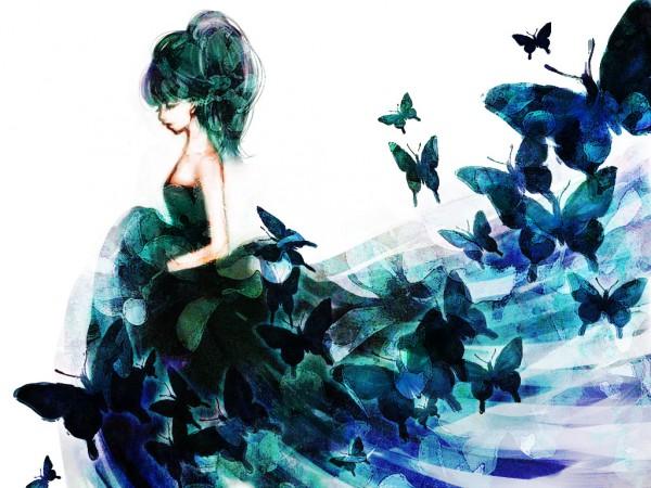 Tags: Anime, Pixiv Id 720672, VOCALOID, Hatsune Miku, Wallpaper