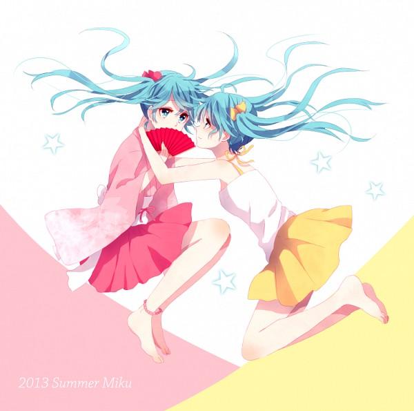 Tags: Anime, Pixiv Id 6818141, VOCALOID, Hatsune Miku