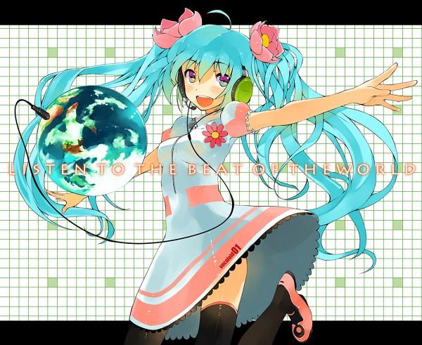 Tags: Anime, GAN (Shanimuni), VOCALOID, Hatsune Miku