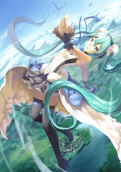 Tags: Anime, Stflash, Project DIVA Extend, 7th Dragon 2020, VOCALOID, Hatsune Miku, Fanart, Mobile Wallpaper, Fanart From Pixiv, Pixiv, Project DIVA Type2020