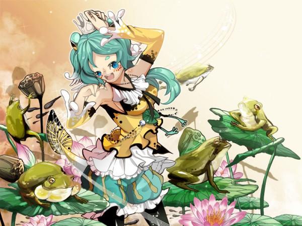 Tags: Anime, Bridget00747, VOCALOID, Hatsune Miku