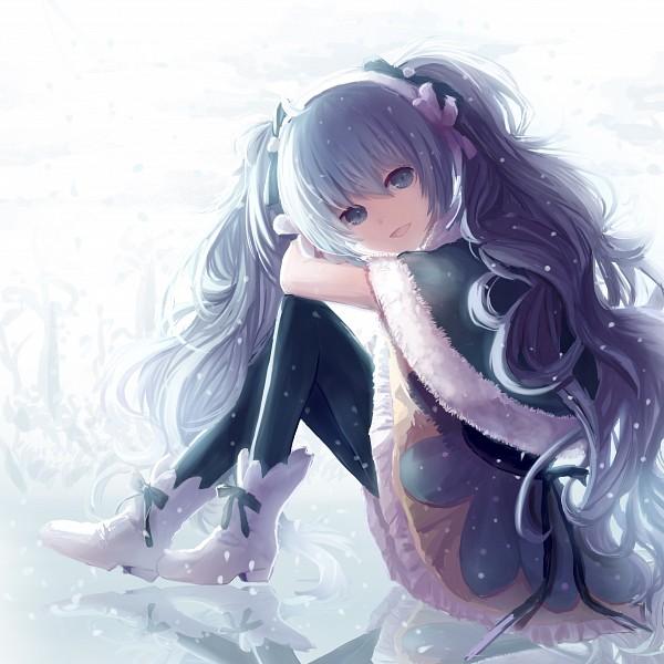 Tags: Anime, Pixiv Id 9586222, VOCALOID, Hatsune Miku, Yuki Design, Fanart, Fanart From Pixiv, Pixiv