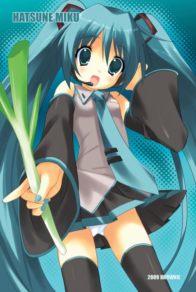 Tags: Anime, Emily (Sstomomi), VOCALOID, Hatsune Miku, Pixiv