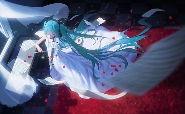 Tags: Anime, Maredoro, VOCALOID, Hatsune Miku, Fanart From Pixiv, Fanart, PNG Conversion, Pixiv, Hatsune Miku Day