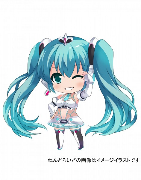 Tags: Anime, GAN (Shanimuni), VOCALOID, Hatsune Miku, White Shorts, Race Queen, Aqua Neckwear, Racing Design, Racing Design 2012, PNG Conversion, Official Art