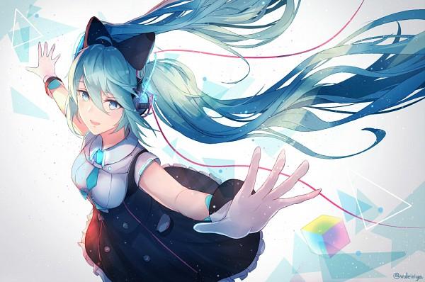 Tags: Anime, Pixiv Id 6035547, VOCALOID, Hatsune Miku, Cube, Magical Mirai, Fanart From Pixiv, Fanart, Pixiv, Magical Mirai 2016