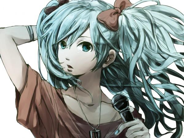 Tags: Anime, Pixiv Id 1592119, VOCALOID, Hatsune Miku