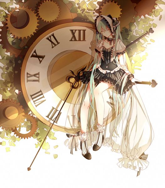 Tags: Anime, Pixiv Id 4550025, VOCALOID, Hatsune Miku, Pixiv, Fanart, Fanart From Pixiv