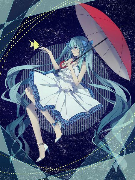 Tags: Anime, Pixiv Id 4550025, VOCALOID, Hatsune Miku, Fanart, Fanart From Pixiv, Pixiv
