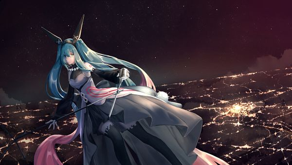 Tags: Anime, Pixiv Id 7681828, Forever 7th Capital, VOCALOID, Hatsune Miku, Pixiv