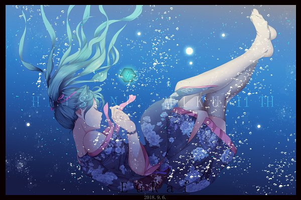 Tags: Anime, Pixiv Id 21677542, VOCALOID, Hatsune Miku