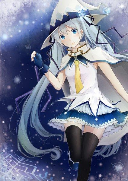 Tags: Anime, Pixiv Id 7577281, VOCALOID, Hatsune Miku, Fanart From Pixiv, Pixiv, Yuki Design 2015, Yuki Design, Fanart