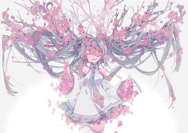 Tags: Anime, Pixiv Id 4502212, VOCALOID, Hatsune Miku