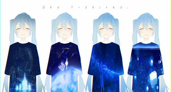 Tags: Anime, Pixiv Id 30650199, VOCALOID, Hatsune Miku, Fanart From Pixiv, Pixiv, Fanart