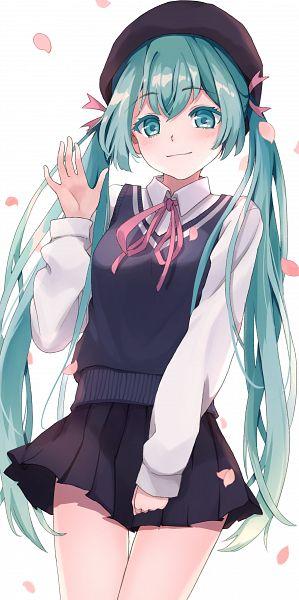 Tags: Anime, Pixiv Id 623187, VOCALOID, Hatsune Miku, Fanart, Fanart From Pixiv, Pixiv