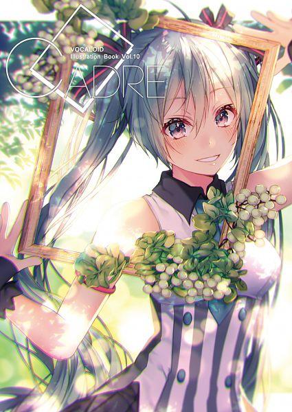 Tags: Anime, Siomidu, VOCALOID, Hatsune Miku, Berry, Fanart From Pixiv, Fanart, Pixiv