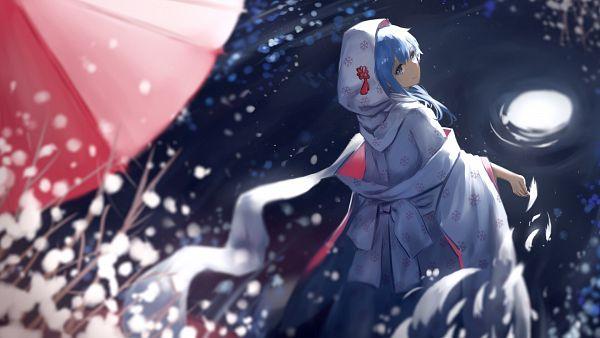 Tags: Anime, Pixiv Id 14292383, VOCALOID, Hatsune Miku, Shiromuku, Yuki Design, Fanart, Fanart From Pixiv, Yuki Design 2013, Pixiv