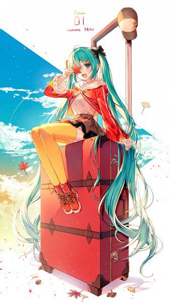 Tags: Anime, Pixiv Id 25400449, VOCALOID, Hatsune Miku, Fanart, Fanart From Pixiv, Pixiv